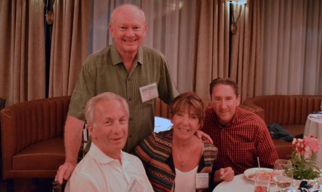 Steve Joseph, Mark Gardiner; Judy Roseman Caragher; Bobby Soloff