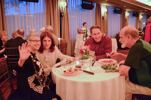 Lois Leatherman; Susan Kerman ; Bobby Soloff; Andy Gould