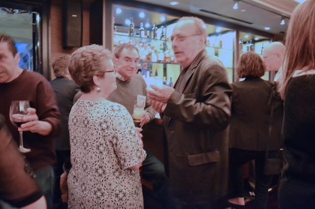 Lois Bernstein Nosowitz; Kitt Sawitsy; Steve Brazner