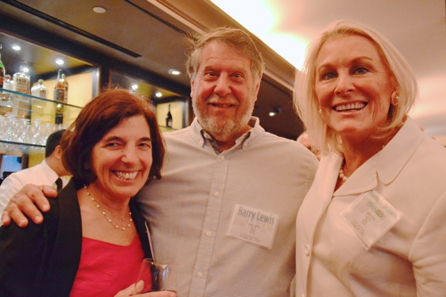 Ellen Meyers; Barry Lewis; Pam Brown Slotkin