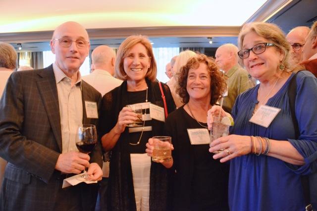 Tom Pitegoff; Amy Maxin ; Donna Fialkoff; Nancie Kopple Dunn