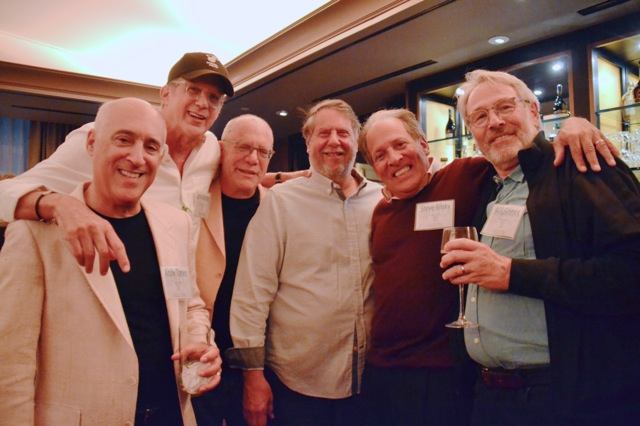 Andy Tanen; Larry Gorden; Kenny Jacoby; Barry Lewis; Steve Bilsky; Bill Gross