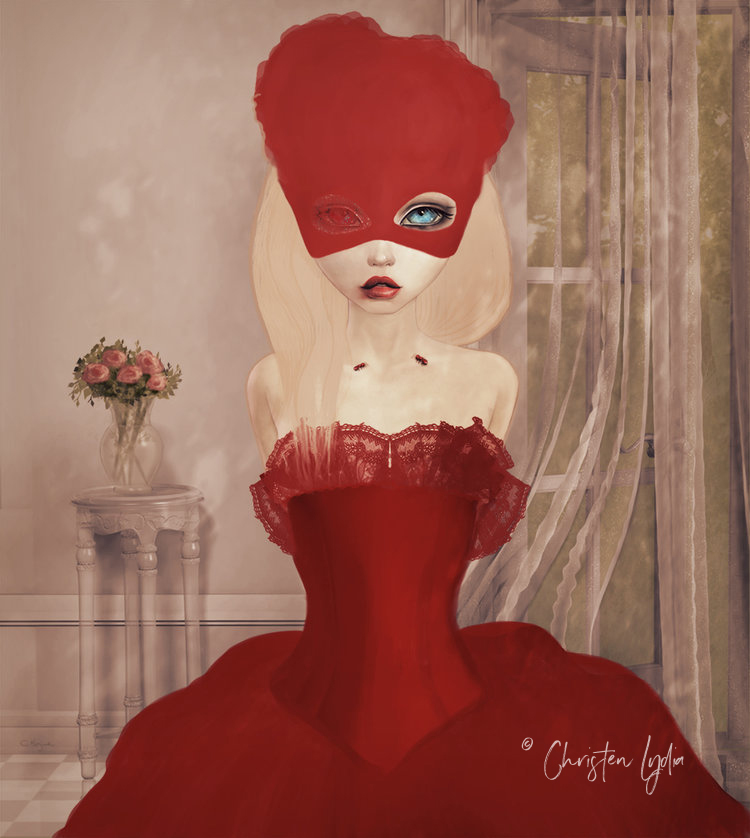 Red Damsel