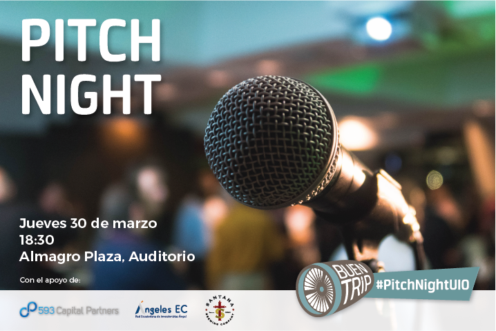 Pitch Night de Buen Trip
