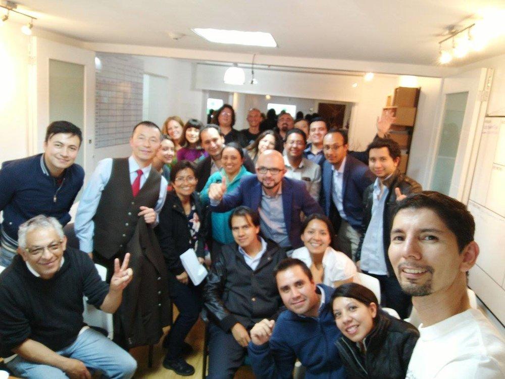 Reuniones de Agiles en Buen Trip