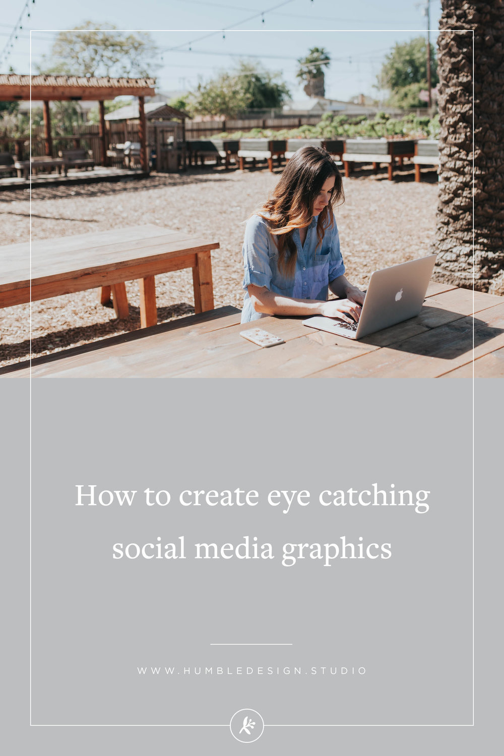 Create eye catching social media graphics
