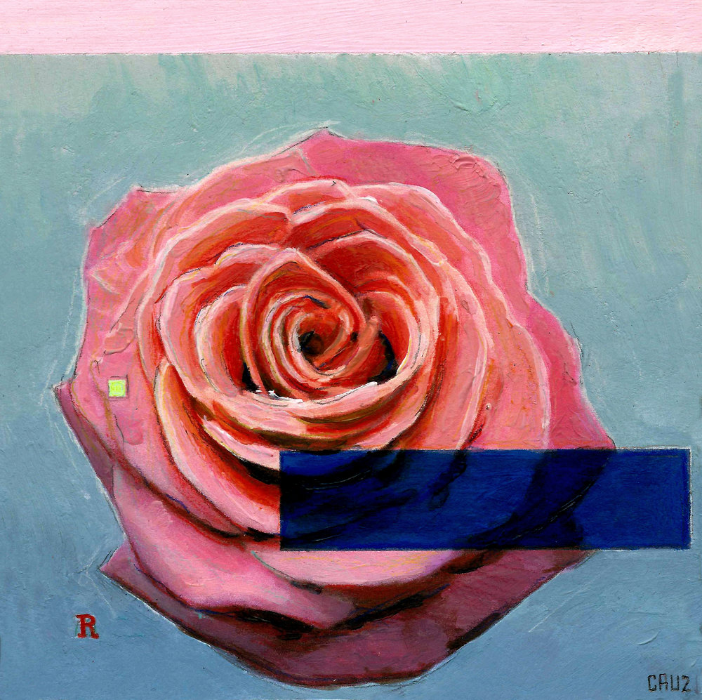 R is for Rose