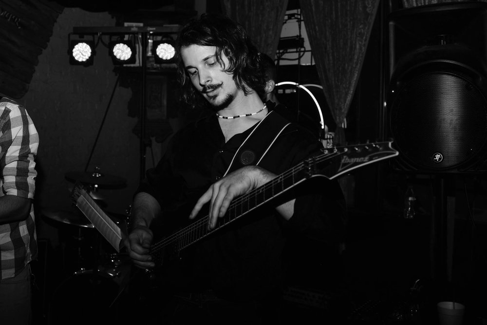 Guitar/Bass - Austin George