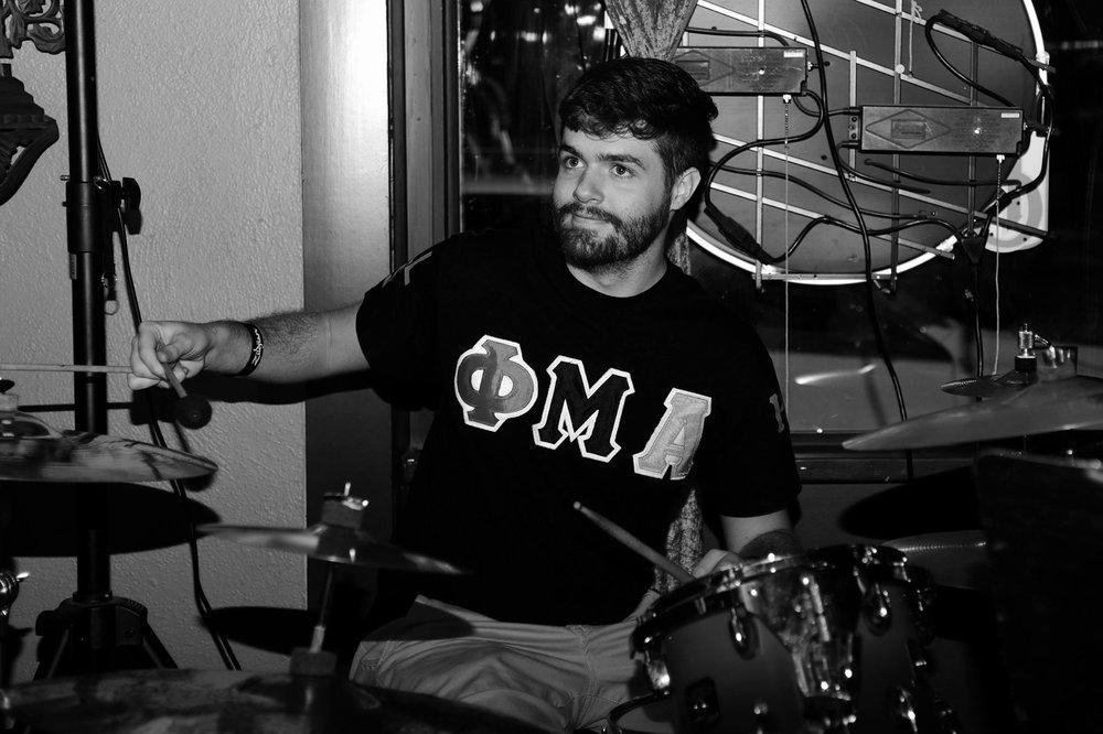 Drums - Matt Anderson