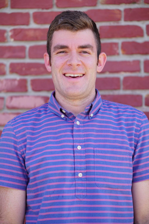 Aaron Mize, Senior Director of Development and Community Partnerships