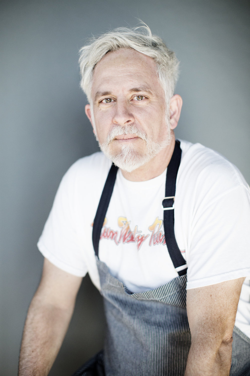 Steven Brown - Chef and Owner Steven has worked in restaurants for over 30 years - from The Chief Café in his hometown of Custer, SD to gastro temple Osteria la Francescana in Modena, Italy with many local spots along the way, notably, Lucia's, Café Levain and his personal favorite, The Loring Café.  Each one a learning experience, each one filled with memories of meals served, but more importantly of friends made. St Genevieve is his second venture as an owner/operator and he feels blessed (yet again) to work with such caring, talented and passionate people.