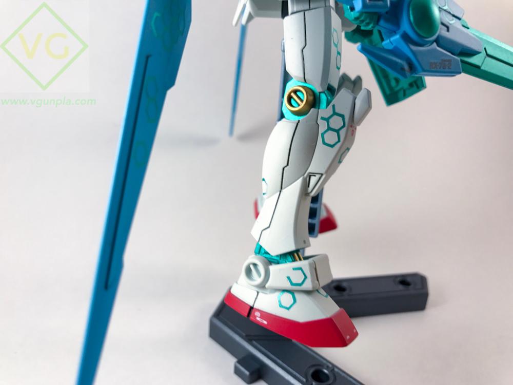 Those legs!