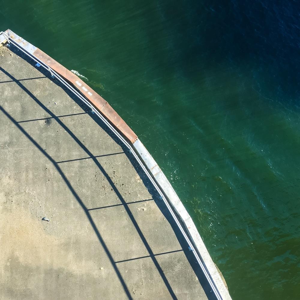 Over the Hawthorne Bridge | PDX