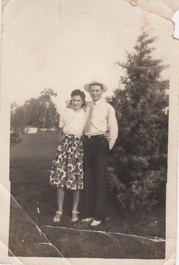 Bams & Grandpa Kresta