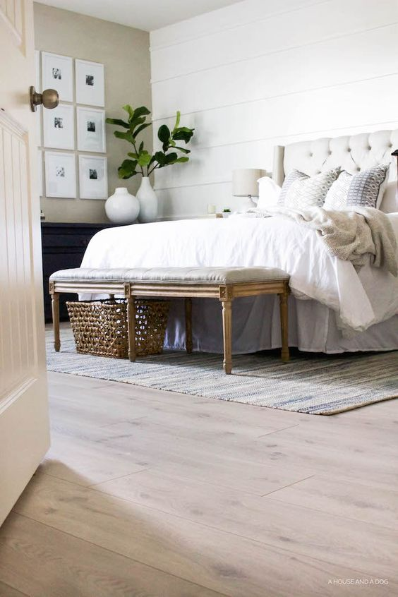 Earthy + Minimalist Bedroom Decor Inspo — Heather Poppie ...