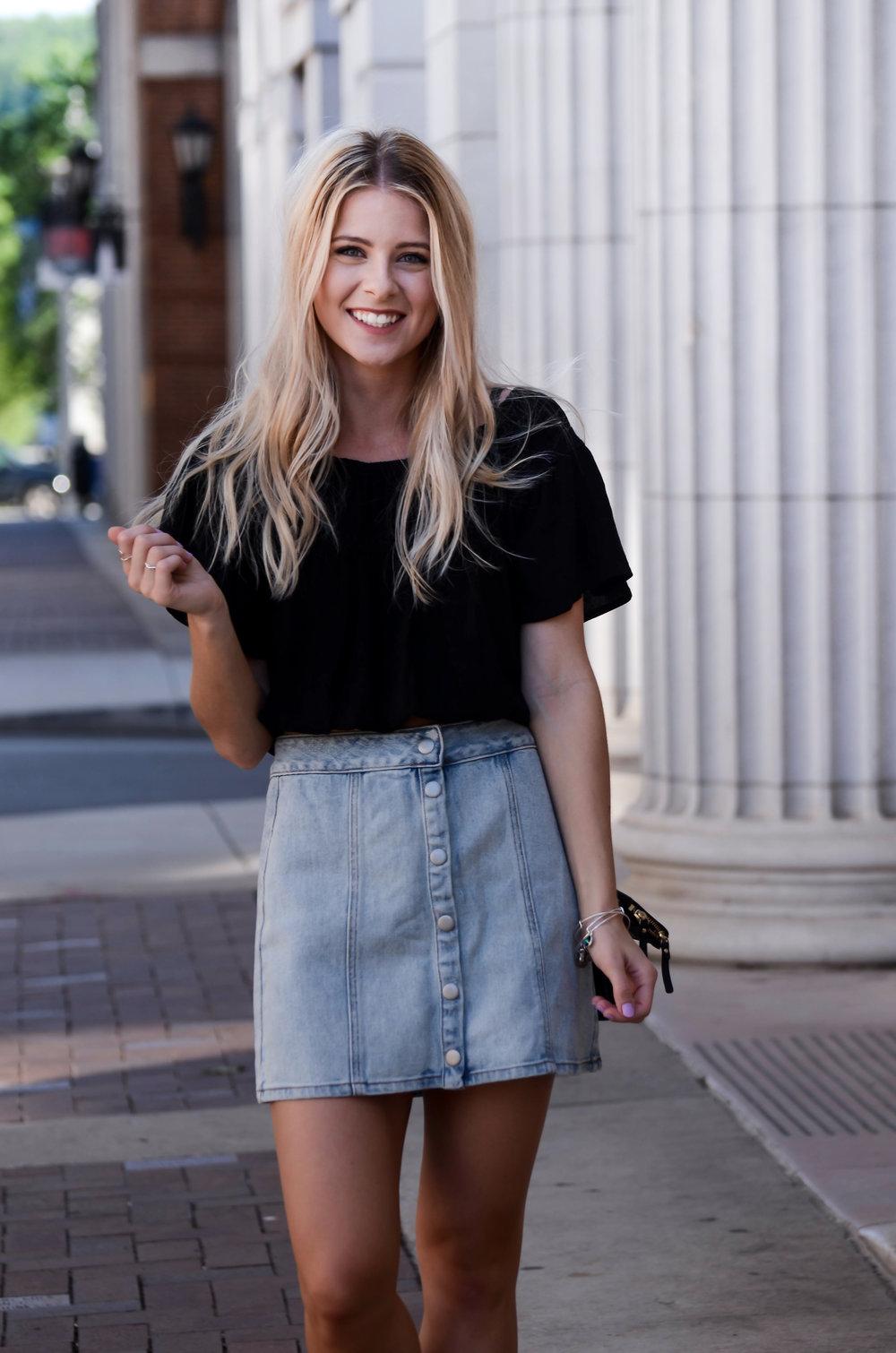 Denim Skirt Black Top-7.jpg