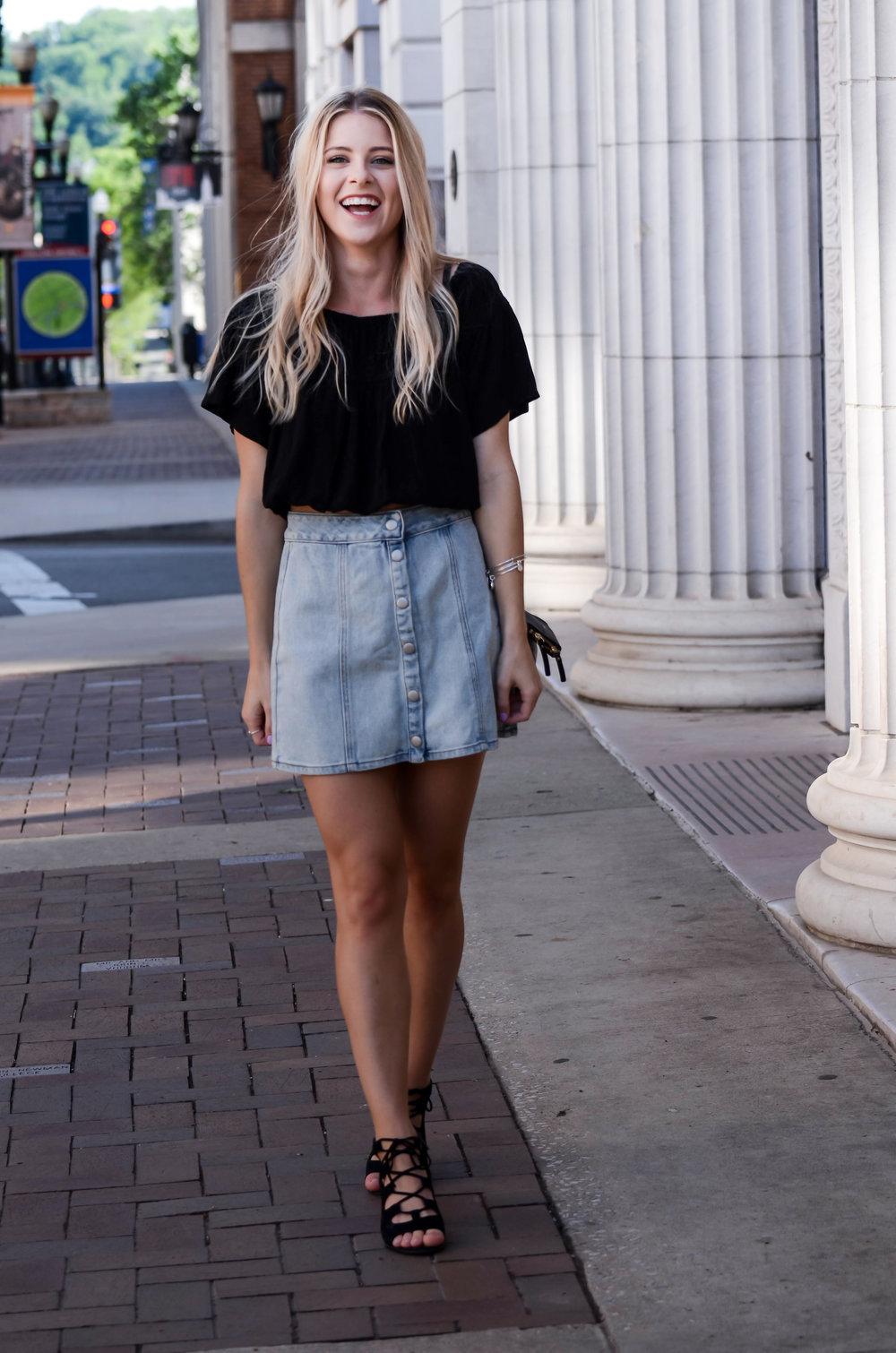 Denim Skirt Black Top-6.jpg