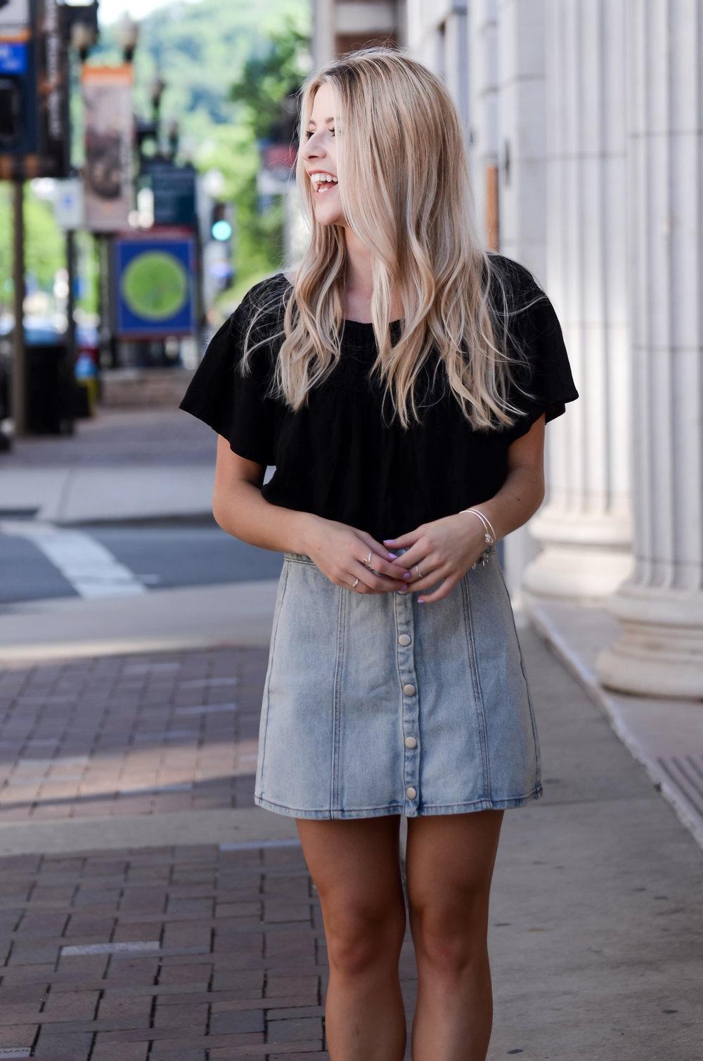 Denim Skirt Black Top-9.jpg