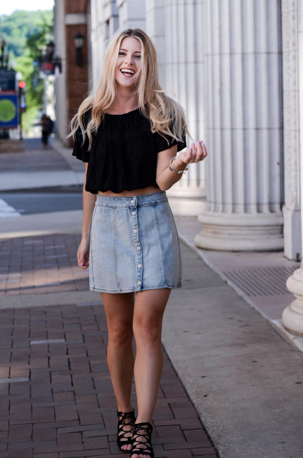 Denim Skirt Black Top-11.jpg