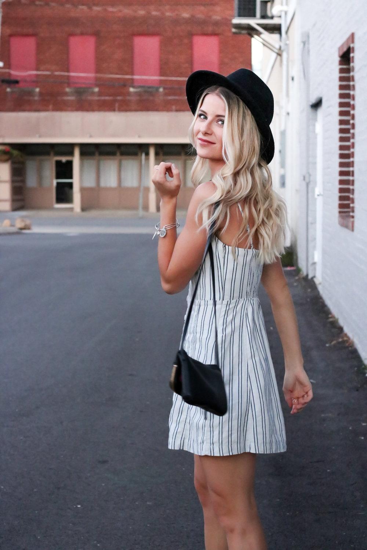 Striped Urban Outfitters Mini Dress-10.jpg