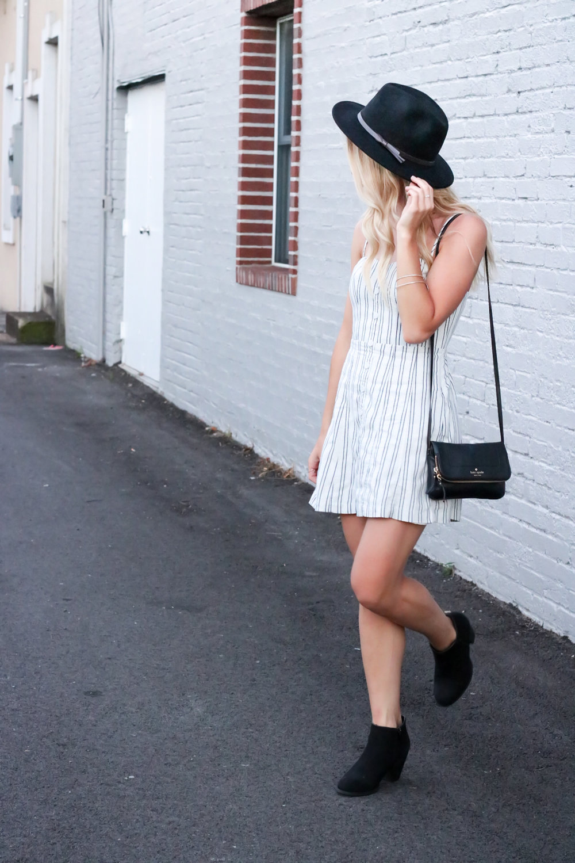 Striped Urban Outfitters Mini Dress.jpg