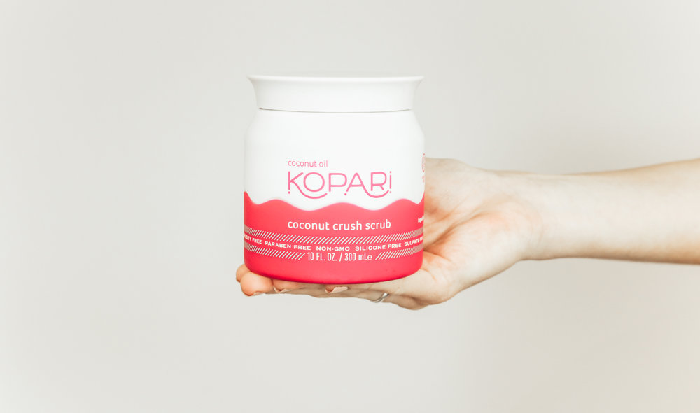 Kopari Coconut Crush Sugar Scrub: - Another must have and perfect for summer! This body scrub does wonders and leaves your skin sooo soft and hydrated! I have a really sensitive back in terms of breakouts so I have to be really cautious of what I use and this stuff seriously has helped my skin quality so much. I have been using it about 2 times a week and have noticed such an improvement!! Do yourself a favor and hit