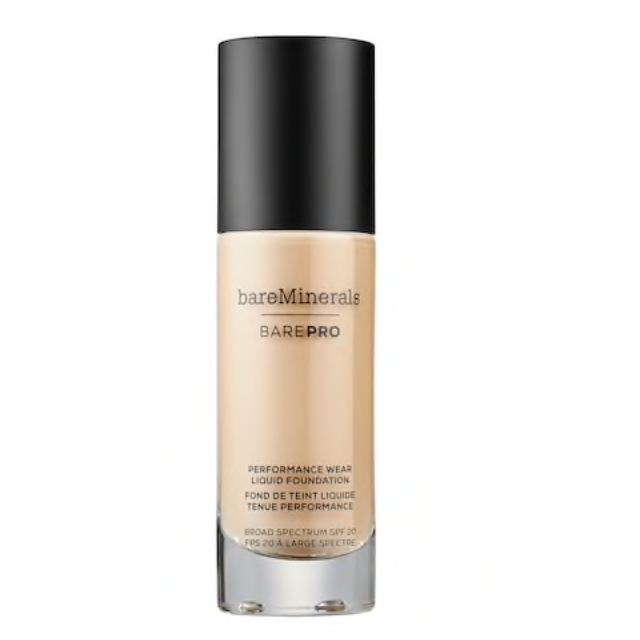 bareMinderals Foundation - This is my holy grail of foundations. I even used it on my wedding day!