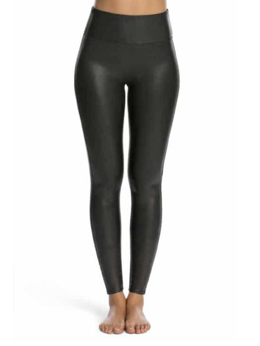 Spanx Faux Leather Leggings - There's a reason these are so popular. They are incredibly slimming, comfortable, and stylish. I love mine and wear them all the time!