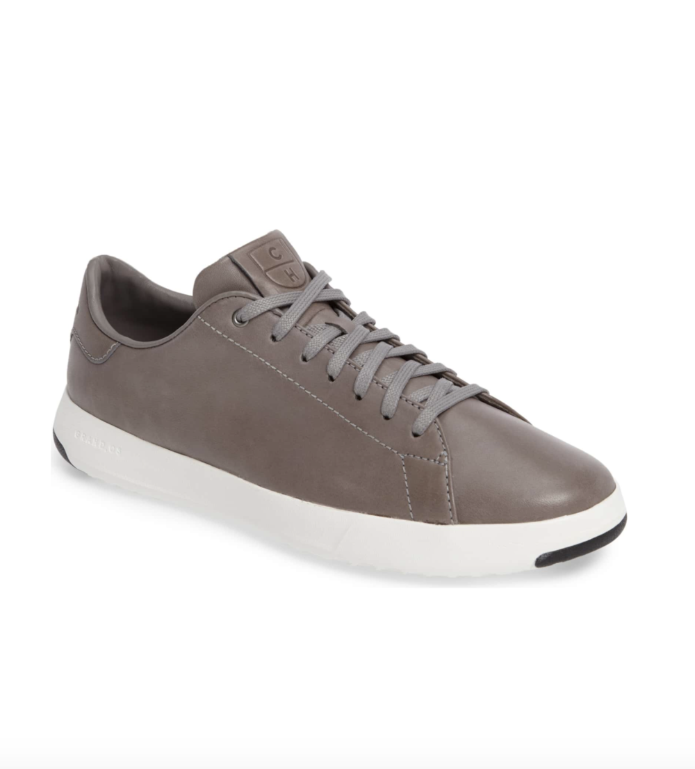Cole Haan Sneaker - Would make a great gift for the man in your life! Chris has these and loves them.