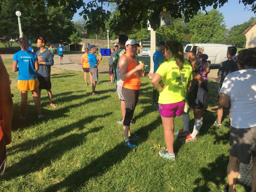 CARA Summer Marathon Training