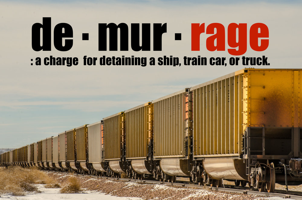 INTERMOBILE CONTAINER is making demurrage a thing of the past!