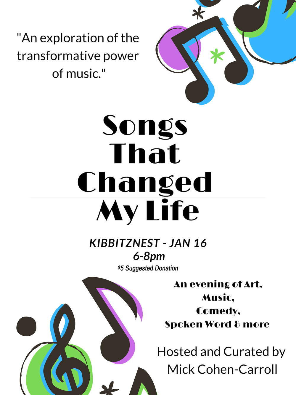 Songs that Changed my life Flyer small.jpg