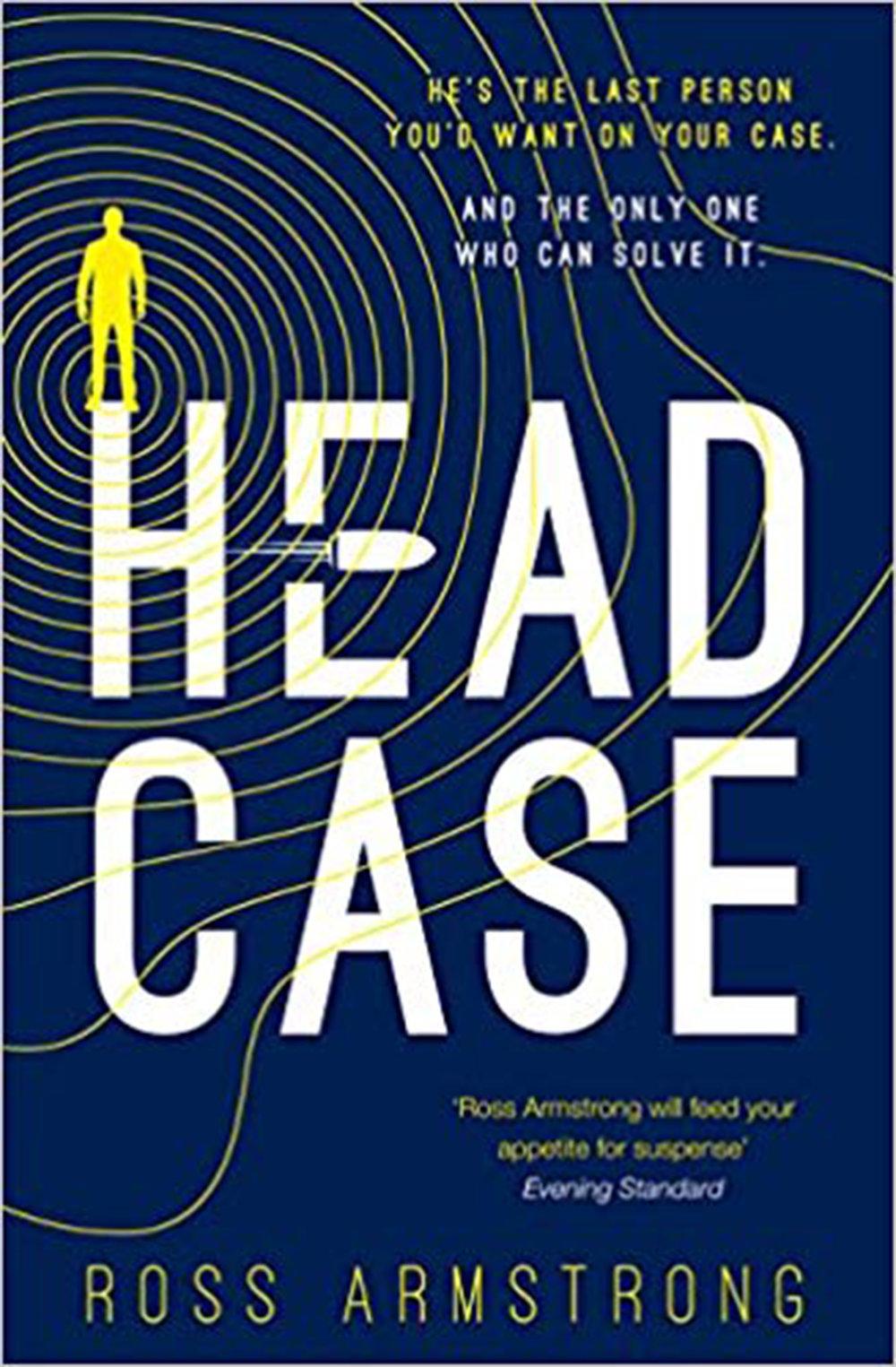 Head Case - by Ross Armstrong