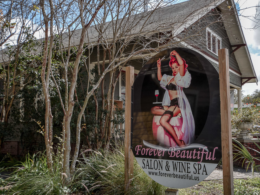 Forever Beautiful Sign Seminole Heights Neighborhood.jpg