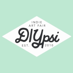 DIYpsi Indie Art Fair Logo