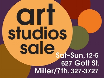 Kate Tremel and Friends Art Studio Sale Logo