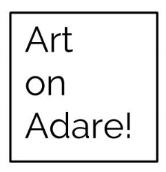 Art on Adare! Logo