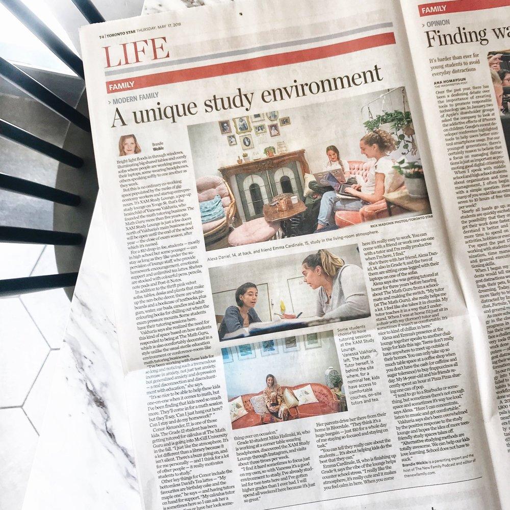 Toronto Star May 2018