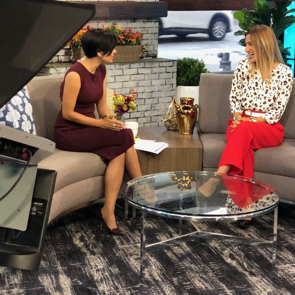 CTV Your Morning September 2018