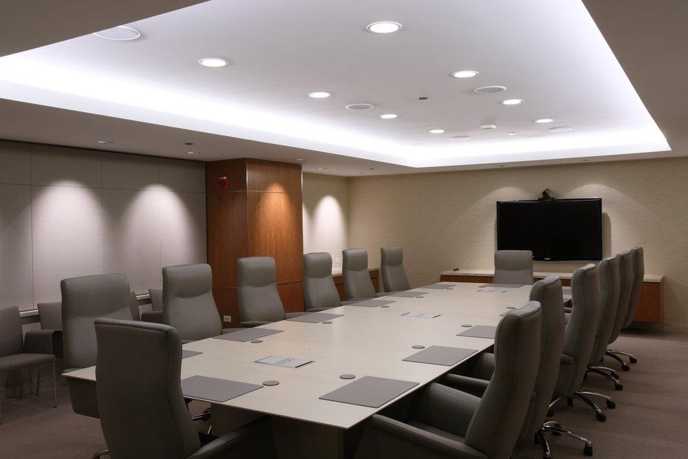 Corporate Interiors -