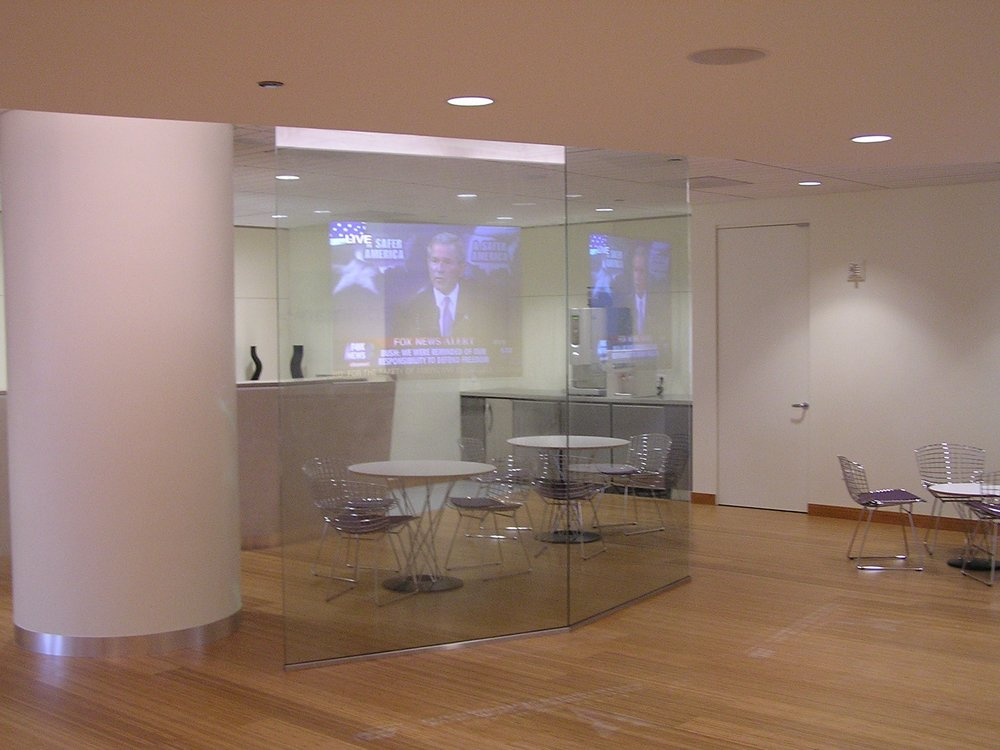 Edelman PR - Video thru Glass.JPG