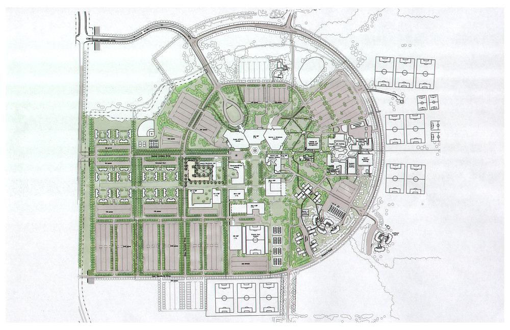 UIS Residence Hall - Master Plan.jpg