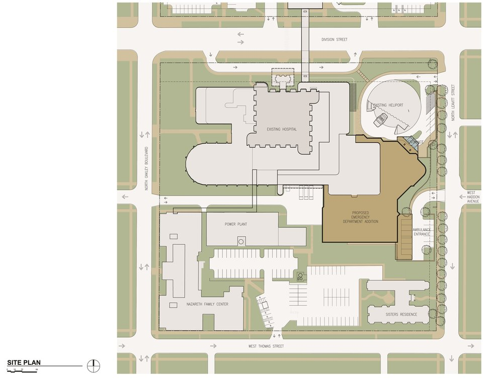 St. Mary's ER Addition - Site Plan.jpg