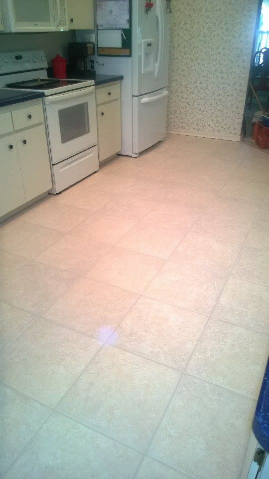 Brand New Looking Kitchen Tile