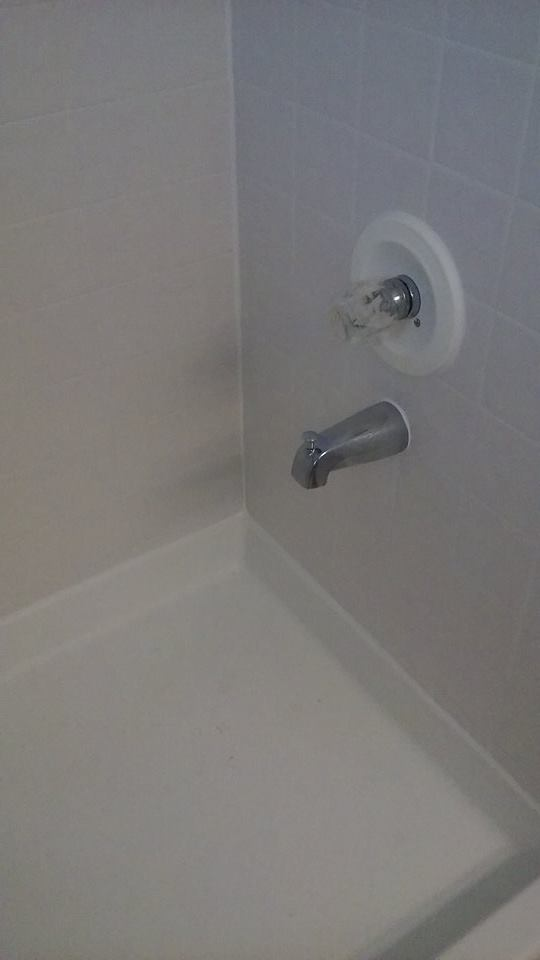 Cleaned And Resealed Grout