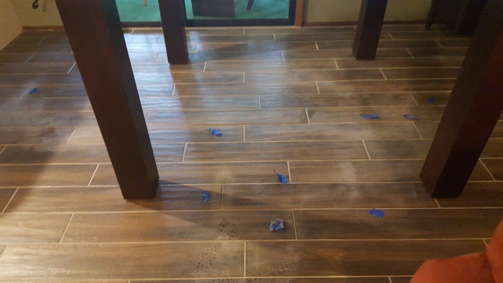 A Mrs. Grout Tile and Grout Cleaning