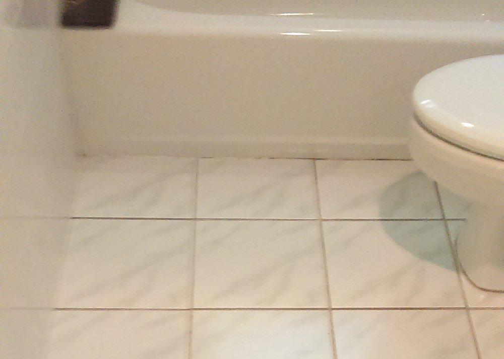 Bathroom Tiles Get Dirty Fast
