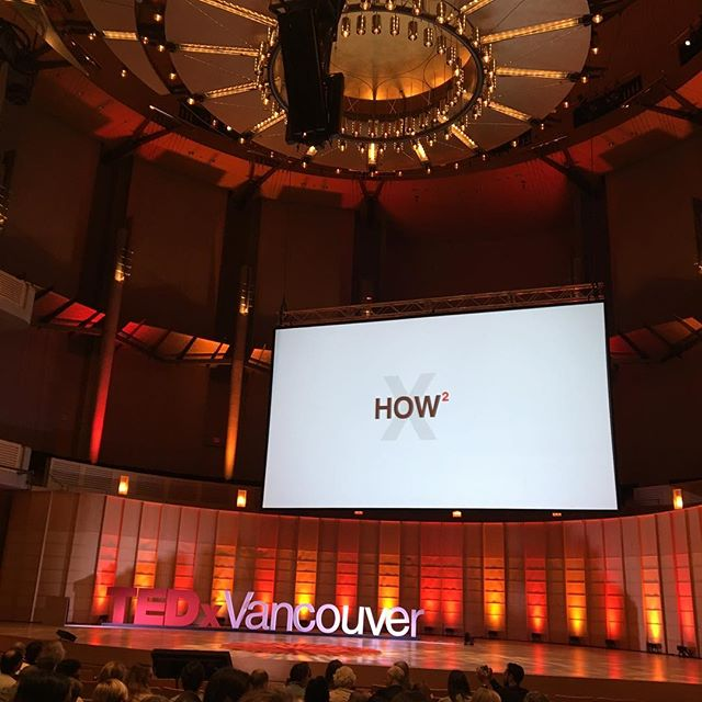 This is going to be a fun day! • • • #tedx #tedxtalks #tedxvan2018 #ubc #ubcchancentre #chancentre #learningisfun