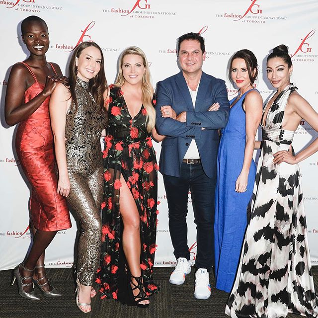 Thank you to our incredible Mentors who made last night @fgitoronto Mentor's Dinner a night I will never forget. It was a true honour to host such incredible icons in our Canadian Fashion Community. To my fellow board members, thank you for your support and hard work. I love you all truly ❤️ To all the attendees, thanks for coming our to support our fashion community, we hope to see you again soon. Special thanks to @georgepimentel1 photography for all these great pics. #ootn @lesley_hampton @aldo_shoes  #grateful #wearcanadaproud #canadianfashion #fgi #toronto #torontofashion #wardrobestylist