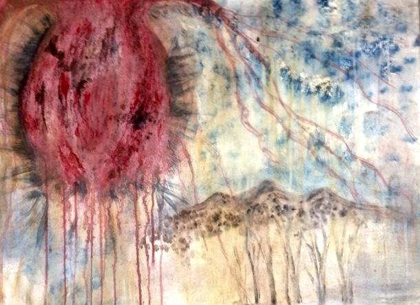 Image: Womb's Intelligence (2008) —Regina Stribling